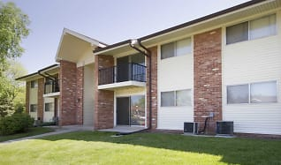 Building, River Place Apartment Homes