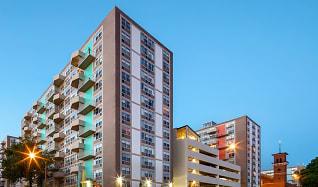 Building, CityView Apartments