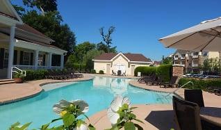 Pool, The Regent Apartment Homes