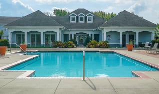 Pool, Trail Creek Townhomes