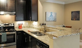 Kitchen, The Heights at Towne Lake