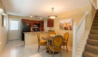 Dining Room, Madison Overland Park