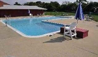 Pool, Oak Ridge Park Apartments