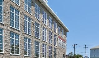 Building, Cornell Mill Lofts
