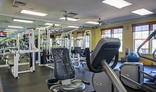 Fitness Weight Room, The Point at Manassas