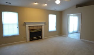 Living Room, 3412 Equinox Terrace