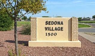 Community Signage, Sedona Village