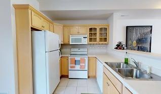 Kitchen, Avalon Cove Townhomes