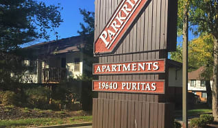 Community Signage, Parkridge Apartments