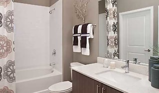 Bathroom, Avalon Potomac Yard