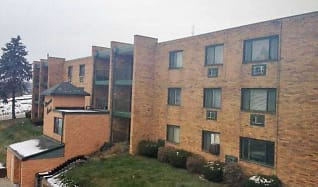 Building, Byre Mor Court Apartments