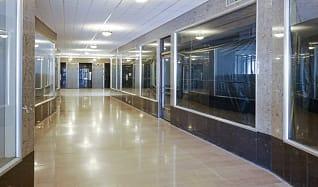 Foyer, Entryway, Union Arcade Apartments