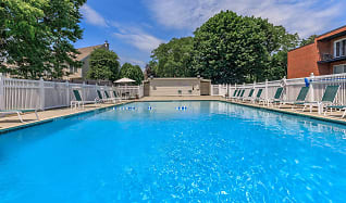Pool, Groton Towers Place Apartments