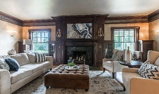 Living Room, Showhomes