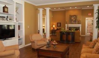 Living Room, Village at Westlake Apartment Homes