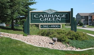 Community Signage, Carriage Green Estates