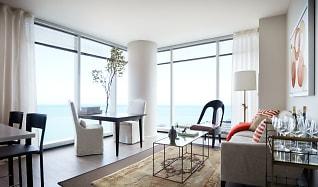 Living Room, 500 Lake Shore Drive