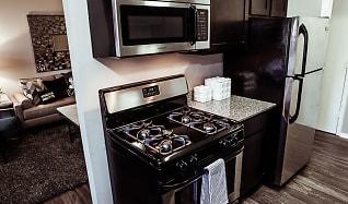Kitchen, Concierge Apartments