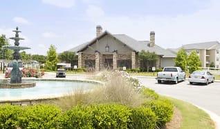 Clubhouse, Houston Lake Apartment Community