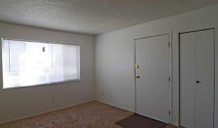Living Room, San Miguel Court