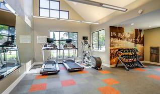 Fitness Weight Room, Avana San Jose