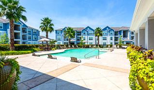 Pool, Generation Grove Apartments