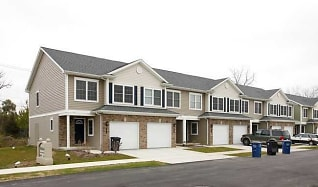 Building, Windsong Townhomes