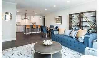 Living Room, Nineteen North Apartments
