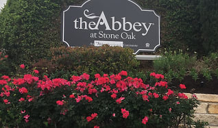 Community Signage, The Abbey at Stone Oak