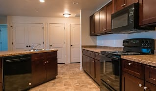 Kitchen, Logan Gateway