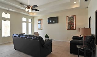 Clubhouse, Stone Oak Townhomes