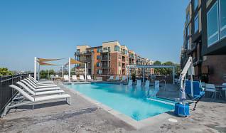 Pool, Apex on Quality Hill