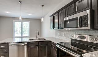 Kitchen, Emerald Villas 55+