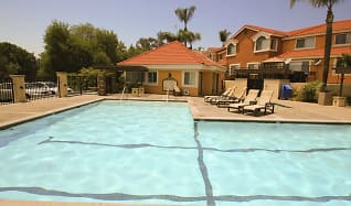 Pool, Country Club Villas & Terrace