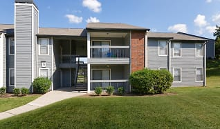 Patio or balcony in each apartment, Arbor Hills