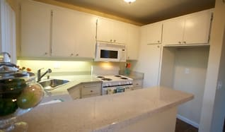 Kitchen, The Landing at Arrowhead Springs