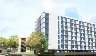 Building, Moanalua Hillside Apartments