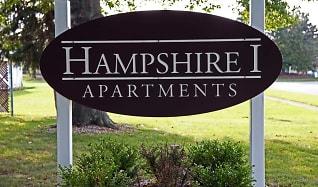 Community Signage, Hampshire I Apartments
