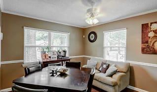Dining Room, Hardee Terrace Apartments