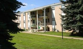 Building, Hermitage Hills Apartments