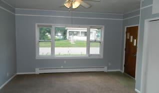 Living Room, 407 1/2 W Salem Ave