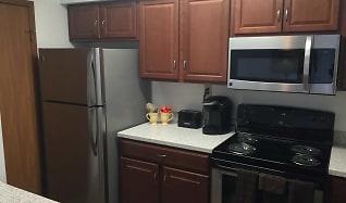Kitchen, Bent Tree Apartments