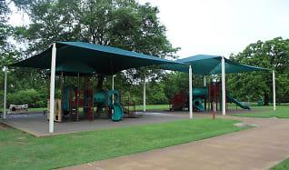 Playground, Riverwalk Apartments