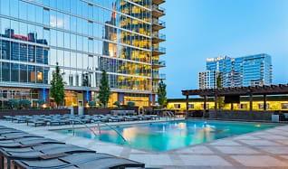 Pool, One Light Luxury Apartments