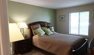 Bedroom, The Moorings