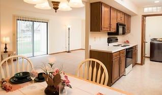 Kitchen, Broadway Village Apartments