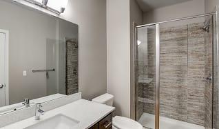 Bathroom, West Hill Lofts