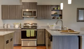 Kitchen, Villa Broussard