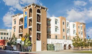 Building, CERCA Student Housing