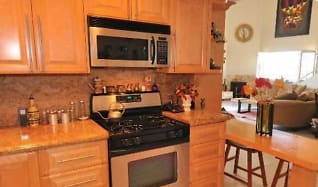Kitchen, 1064 S. Shenandoah # 306